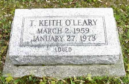 O'LEARY, T. KEITH - Shelby County, Ohio | T. KEITH O'LEARY - Ohio Gravestone Photos