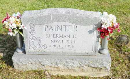 PAINTER, SHERMAN G. - Shelby County, Ohio | SHERMAN G. PAINTER - Ohio Gravestone Photos