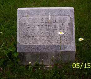 PATTON, LOUISE ANN - Shelby County, Ohio | LOUISE ANN PATTON - Ohio Gravestone Photos