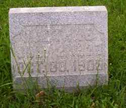 PATTON, MARTHA E. - Shelby County, Ohio | MARTHA E. PATTON - Ohio Gravestone Photos