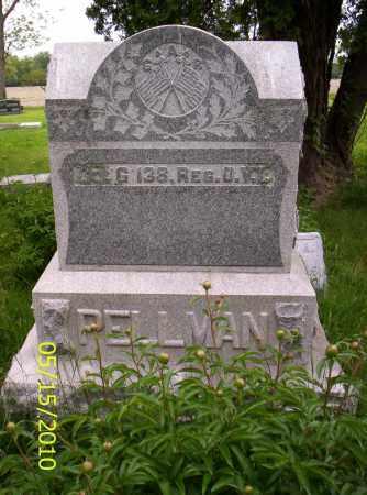 PELLMAN, HENRY - Shelby County, Ohio | HENRY PELLMAN - Ohio Gravestone Photos