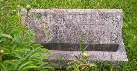 PELLMAN, JOHN H. - Shelby County, Ohio | JOHN H. PELLMAN - Ohio Gravestone Photos