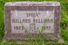 PELLMAN, MILLARD - Shelby County, Ohio | MILLARD PELLMAN - Ohio Gravestone Photos