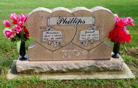 PHILLIPS, JEWELL - Shelby County, Ohio | JEWELL PHILLIPS - Ohio Gravestone Photos