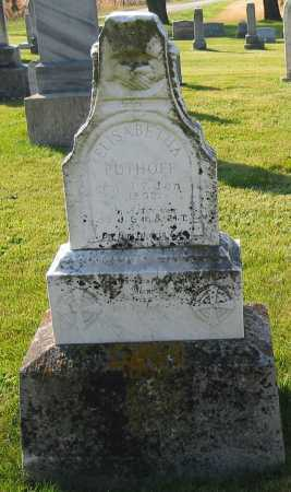 PUTHOFF, ELISABETH - Shelby County, Ohio | ELISABETH PUTHOFF - Ohio Gravestone Photos