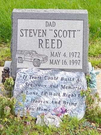 REED, STEVEN SCOTT - Shelby County, Ohio | STEVEN SCOTT REED - Ohio Gravestone Photos