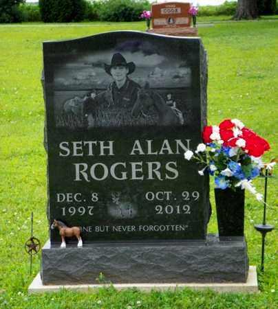 ROGERS, SETH ALAN - Shelby County, Ohio | SETH ALAN ROGERS - Ohio Gravestone Photos