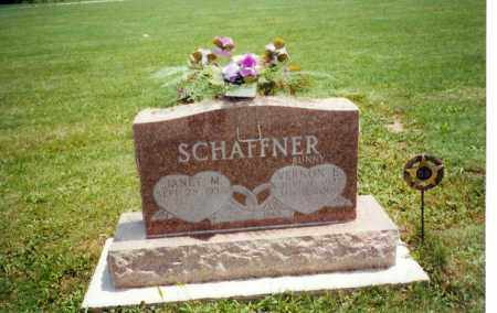 SCHAFFNER, VERNON - Shelby County, Ohio | VERNON SCHAFFNER - Ohio Gravestone Photos