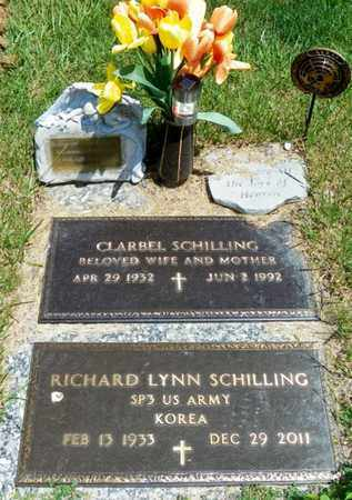 SCHILLING, RICHARD LYNN - Shelby County, Ohio | RICHARD LYNN SCHILLING - Ohio Gravestone Photos
