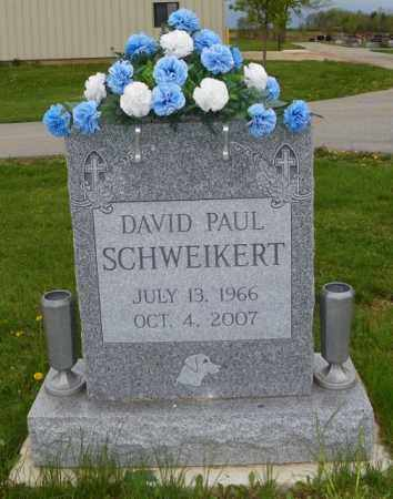 SCHWEIKERT, DAVID PAUL - Shelby County, Ohio | DAVID PAUL SCHWEIKERT - Ohio Gravestone Photos