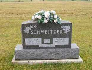 SCHWEITZER, DEAN R. - Shelby County, Ohio | DEAN R. SCHWEITZER - Ohio Gravestone Photos