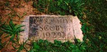 SCOBY, DOROTHY - Shelby County, Ohio | DOROTHY SCOBY - Ohio Gravestone Photos