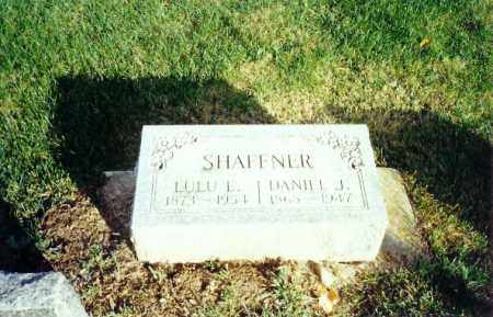 SHAFFNER, LULU - Shelby County, Ohio | LULU SHAFFNER - Ohio Gravestone Photos