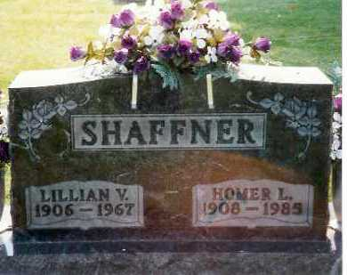 SHAFFNER, HOMER A. - Shelby County, Ohio | HOMER A. SHAFFNER - Ohio Gravestone Photos