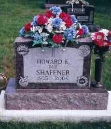 SHAFFNER, HOWARD E - Shelby County, Ohio | HOWARD E SHAFFNER - Ohio Gravestone Photos