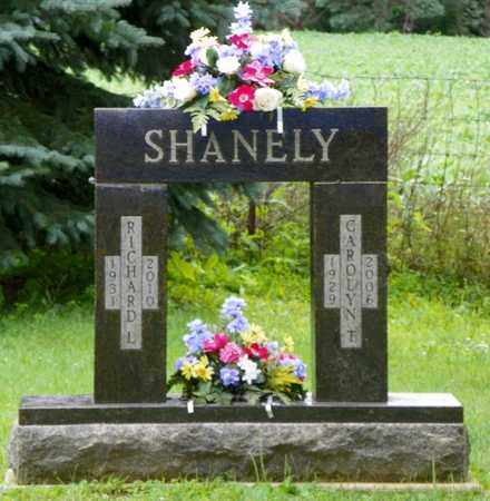 SHANELY, CAROLYN T. - Shelby County, Ohio | CAROLYN T. SHANELY - Ohio Gravestone Photos