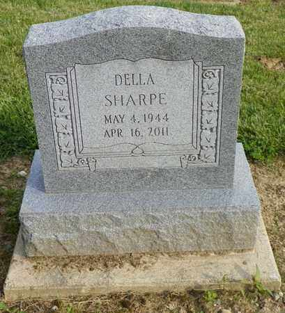 SHARPE, DELLA - Shelby County, Ohio | DELLA SHARPE - Ohio Gravestone Photos