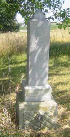 SHELLENBARGER, JOHN - Shelby County, Ohio | JOHN SHELLENBARGER - Ohio Gravestone Photos