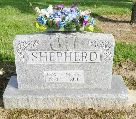 MOON SHEPHERD, EVA E. - Shelby County, Ohio | EVA E. MOON SHEPHERD - Ohio Gravestone Photos