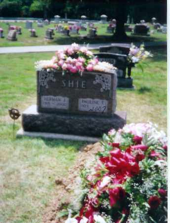 SHIE, HERMAN - Shelby County, Ohio | HERMAN SHIE - Ohio Gravestone Photos
