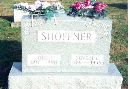 SHOFFNER, ETHEL - Shelby County, Ohio | ETHEL SHOFFNER - Ohio Gravestone Photos