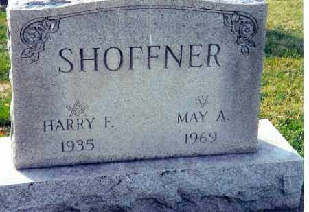 SHOFFNER, HARRY F. - Shelby County, Ohio | HARRY F. SHOFFNER - Ohio Gravestone Photos