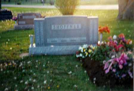 SHOFFNER, SHIRLEY - Shelby County, Ohio | SHIRLEY SHOFFNER - Ohio Gravestone Photos