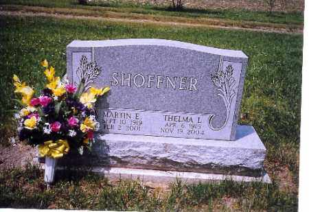 SHOFFNER, THELMA L. - Shelby County, Ohio | THELMA L. SHOFFNER - Ohio Gravestone Photos