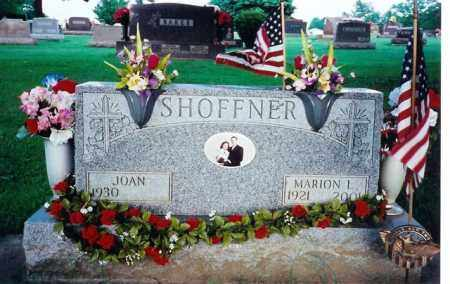 SHOFFNER, JOAN - Shelby County, Ohio | JOAN SHOFFNER - Ohio Gravestone Photos