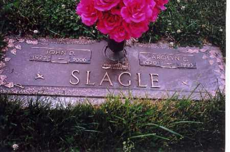 SLAGLE, JOHN D. - Shelby County, Ohio | JOHN D. SLAGLE - Ohio Gravestone Photos