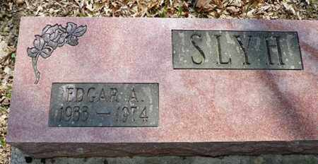 SLYH, EDGAR A. - Shelby County, Ohio | EDGAR A. SLYH - Ohio Gravestone Photos