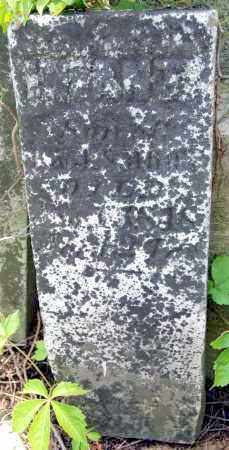 SMOOT, INFANT SON - Shelby County, Ohio | INFANT SON SMOOT - Ohio Gravestone Photos
