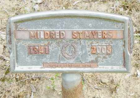 ST. MYERS, MILDRED - Shelby County, Ohio | MILDRED ST. MYERS - Ohio Gravestone Photos