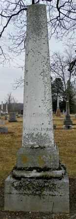 STARRETT, CHARLES - Shelby County, Ohio | CHARLES STARRETT - Ohio Gravestone Photos