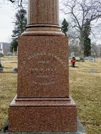 STARRETT, J. D. MEEKER - Shelby County, Ohio | J. D. MEEKER STARRETT - Ohio Gravestone Photos