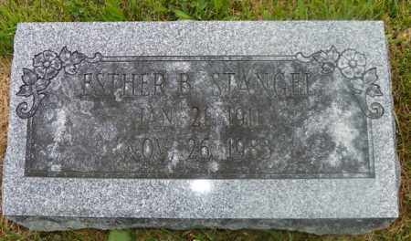 STANGEL, ESTHER B. - Shelby County, Ohio | ESTHER B. STANGEL - Ohio Gravestone Photos