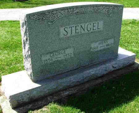 STENGEL, ARENA NANCY - Shelby County, Ohio | ARENA NANCY STENGEL - Ohio Gravestone Photos
