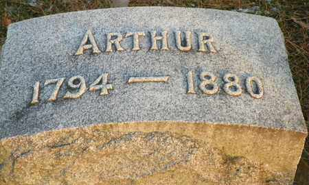 STEPHENSON, ARTHUR - Shelby County, Ohio | ARTHUR STEPHENSON - Ohio Gravestone Photos