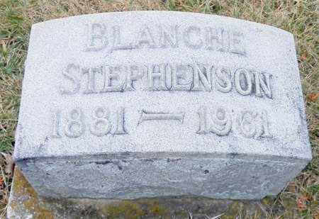 STEPHENSON, BLANCHE - Shelby County, Ohio | BLANCHE STEPHENSON - Ohio Gravestone Photos