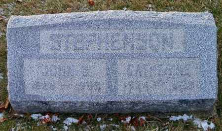 STEPHENSON, CATHERINE - Shelby County, Ohio | CATHERINE STEPHENSON - Ohio Gravestone Photos