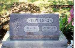 STEPHENSON, SUSIE M - Shelby County, Ohio | SUSIE M STEPHENSON - Ohio Gravestone Photos