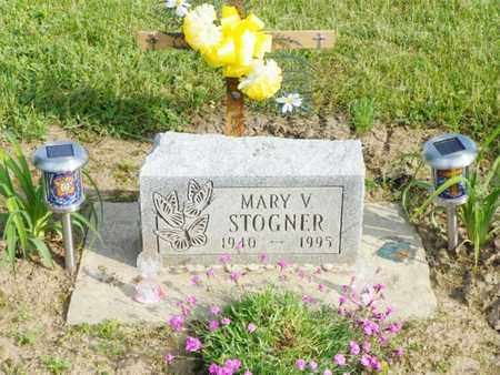 STOGNER, MARY V. - Shelby County, Ohio | MARY V. STOGNER - Ohio Gravestone Photos