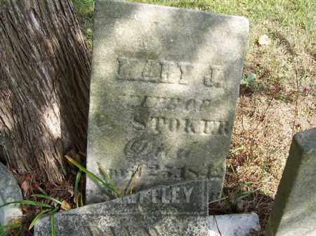 STOKER, MARY JANE - Shelby County, Ohio | MARY JANE STOKER - Ohio Gravestone Photos