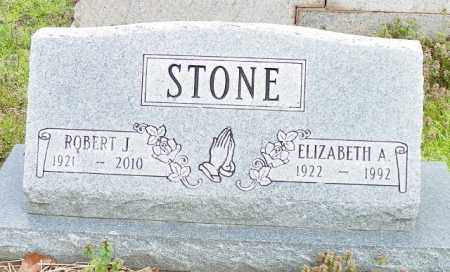 STONE, ROBERT J. - Shelby County, Ohio | ROBERT J. STONE - Ohio Gravestone Photos