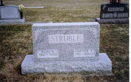 STRUBLE, CHESTER A. - Shelby County, Ohio | CHESTER A. STRUBLE - Ohio Gravestone Photos