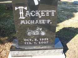 TACKETT, MICHAEL P. - Shelby County, Ohio | MICHAEL P. TACKETT - Ohio Gravestone Photos