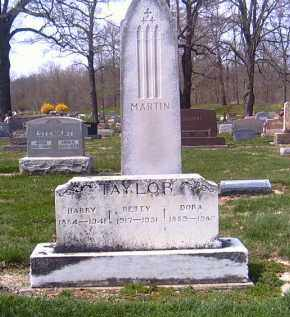 TAYLOR, BETTY - Shelby County, Ohio | BETTY TAYLOR - Ohio Gravestone Photos