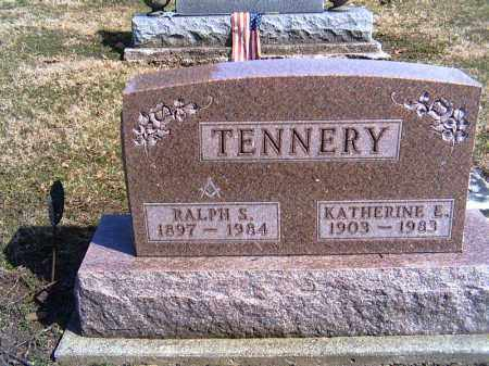 TENNERY, KATHERINE E. - Shelby County, Ohio | KATHERINE E. TENNERY - Ohio Gravestone Photos