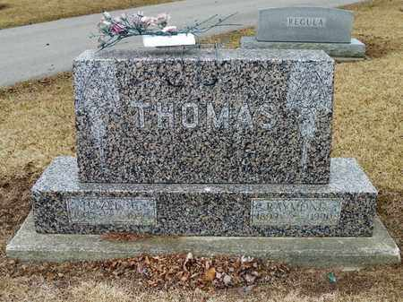 THOMAS, HAZEL E. - Shelby County, Ohio | HAZEL E. THOMAS - Ohio Gravestone Photos