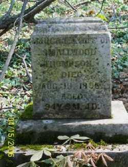 KEVITT THOMPSON, MARGARET - Shelby County, Ohio | MARGARET KEVITT THOMPSON - Ohio Gravestone Photos